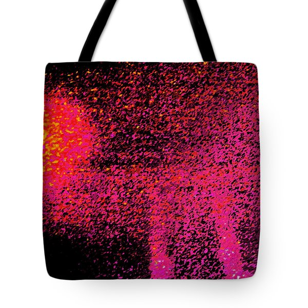 Many Moons Tote Bag by Lenore Senior