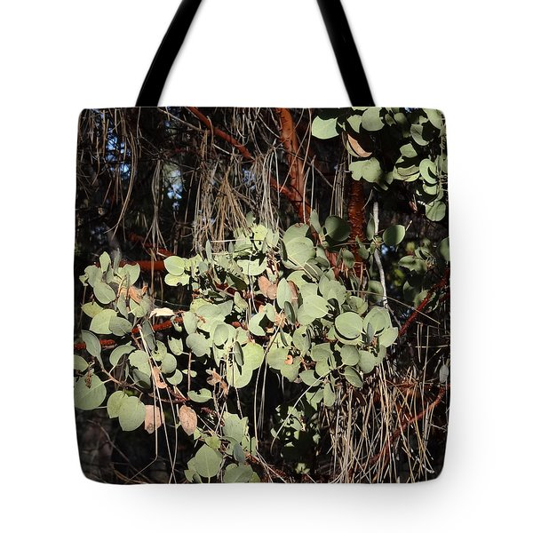 Manzanita Tote Bag