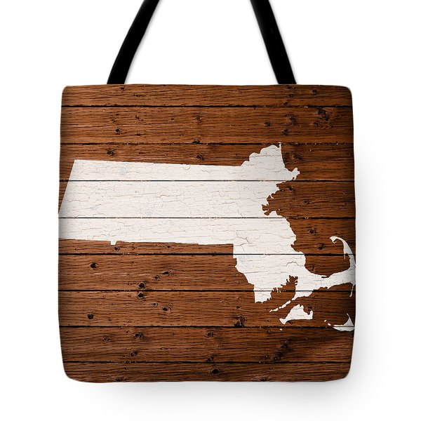 Reclaimed Wood Tote Bags Fine Art America - Reclaimed Wood Massachusetts WB Designs