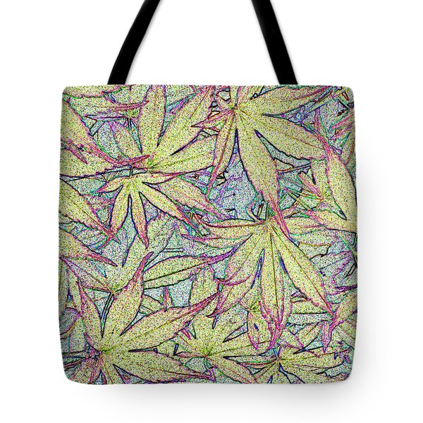 Maple Leaves No.1 Tote Bag