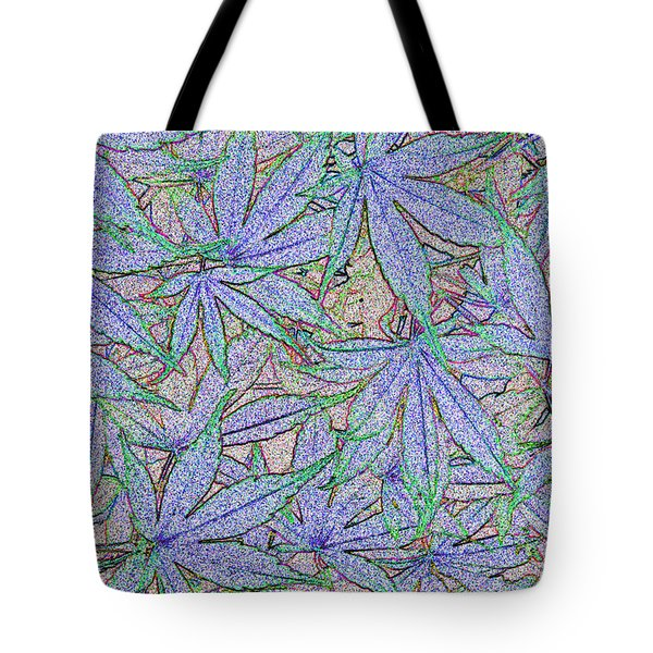Maple Leaves No.2 Tote Bag