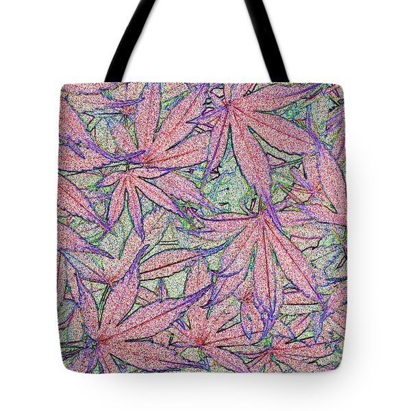Maple Leaves No.3 Tote Bag