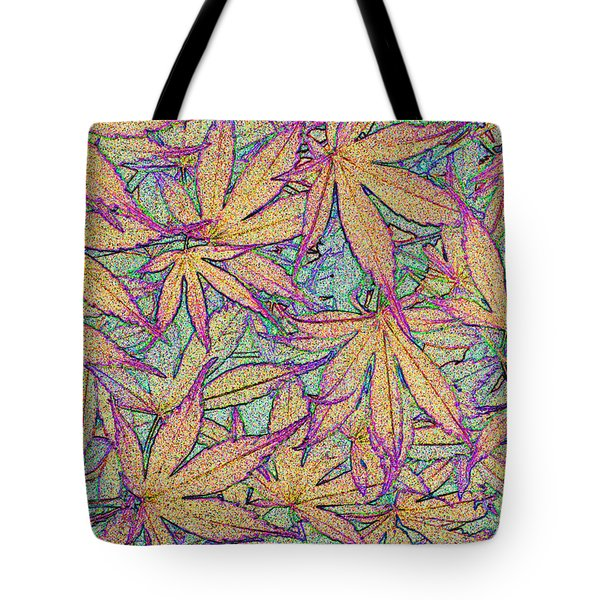 Maple Leaves No.4 Tote Bag