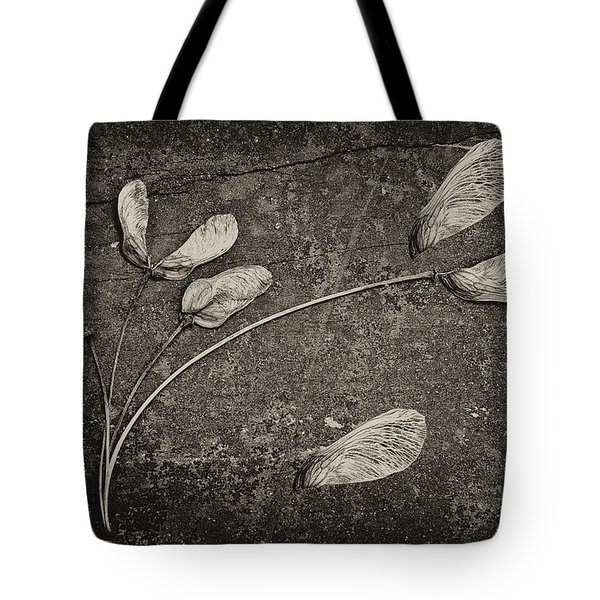 Maple Tree Whirlybirds Tote Bag
