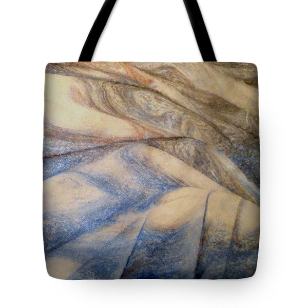 Marble 12 Tote Bag by Mike Breau