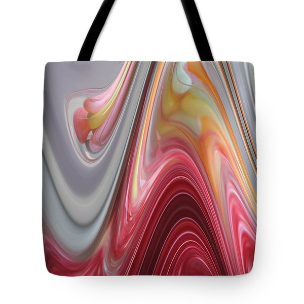 Marble Tote Bag by The Art of Alice Terrill