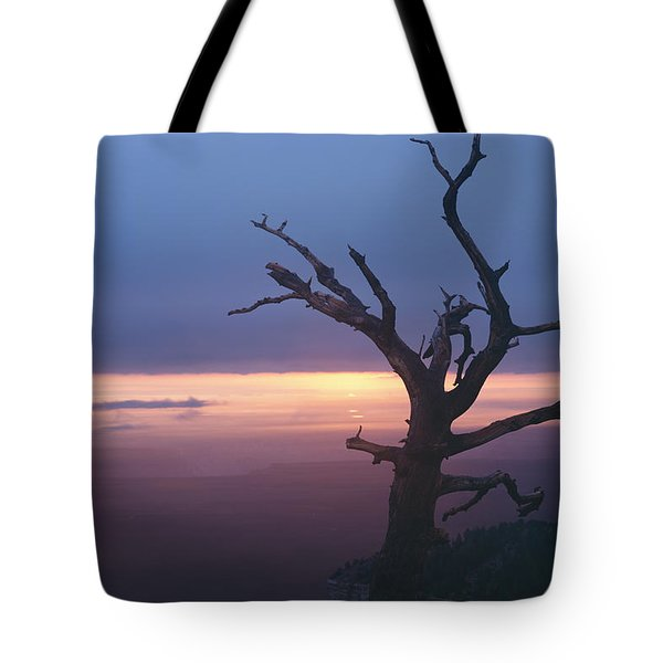 Marble View Snag Tote Bag