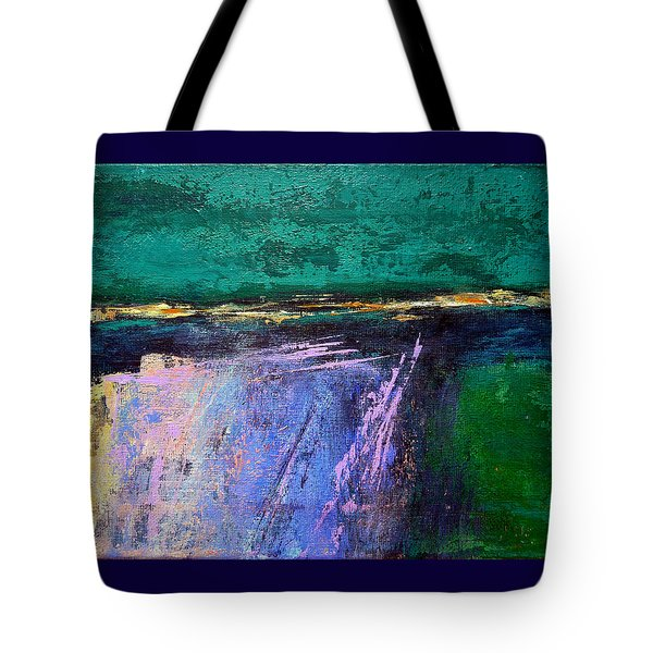 March Crossing Tote Bag
