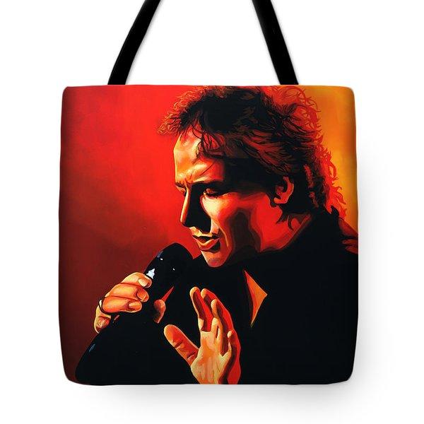 Marco Borsato Tote Bag