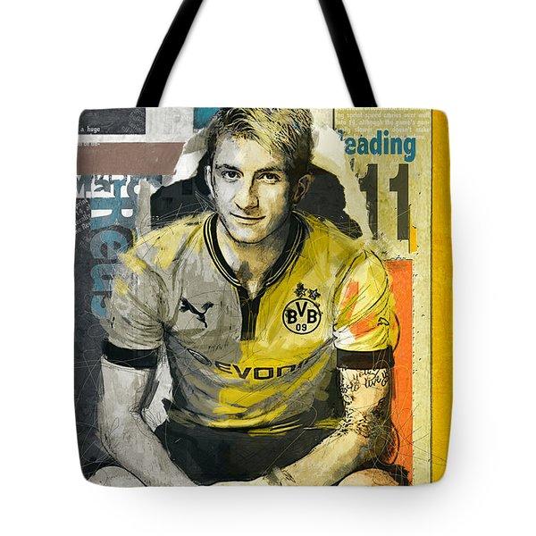Marco Reus - B Tote Bag