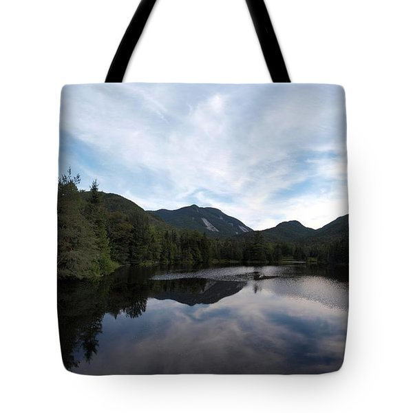Marcy Dam Pond Tote Bag
