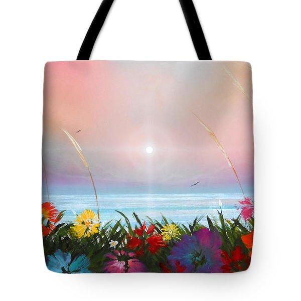 Marflo 3 Tote Bag by Angel Ortiz