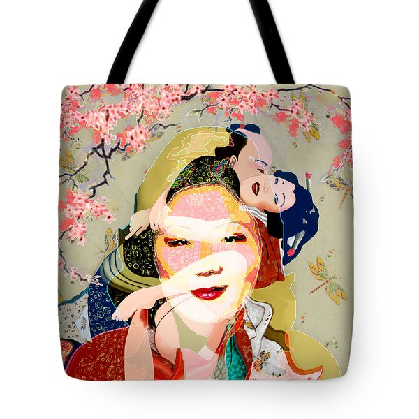 Margaret Cho 4 Tote Bag