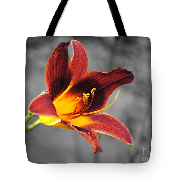 Margo's Lily Tote Bag