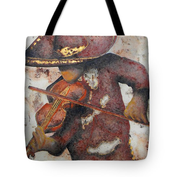 Mariachi I Tote Bag