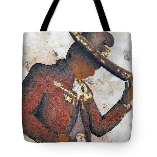 Mariachi  II Tote Bag