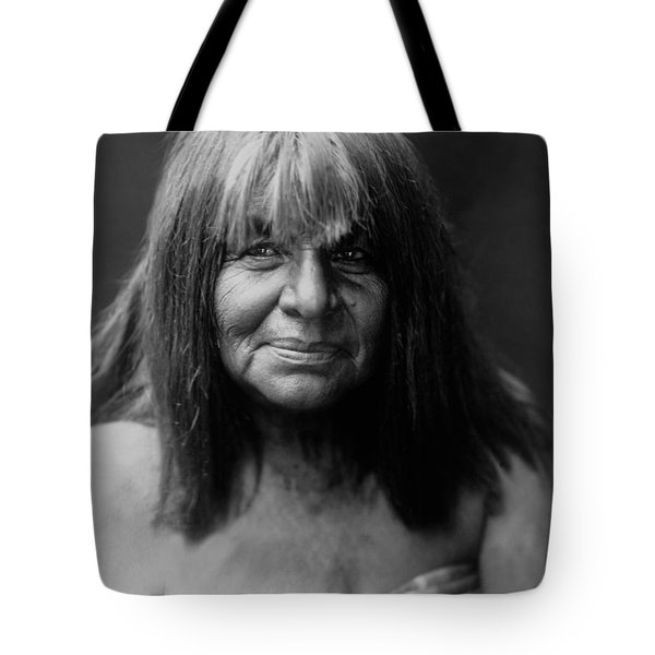 Maricopa Indian Women Circa 1907 Tote Bag by Aged Pixel