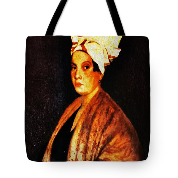 Marie Laveau - New Orleans Witch Tote Bag