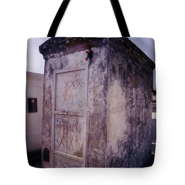 Marie Leveau Perhaps Tote Bag by John Malone