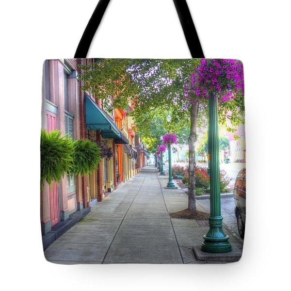 Marietta Sidewalk Tote Bag