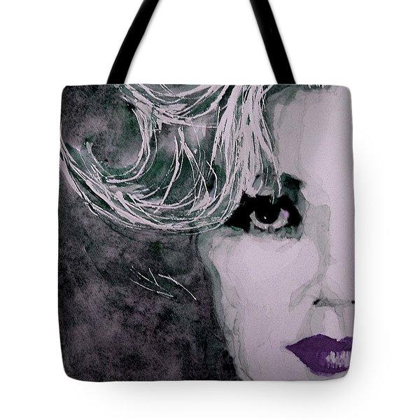 Marilyn No9 Tote Bag