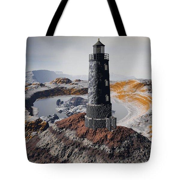 Marine Memory - Surrealism Tote Bag