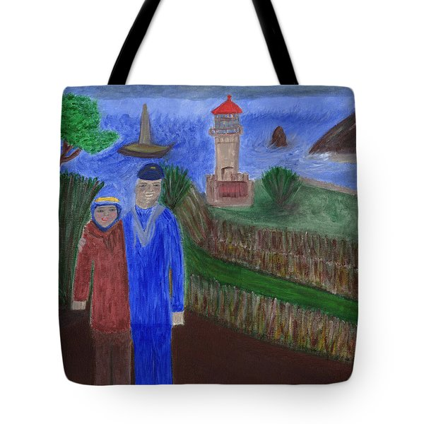 Mariner's Cove  Tote Bag