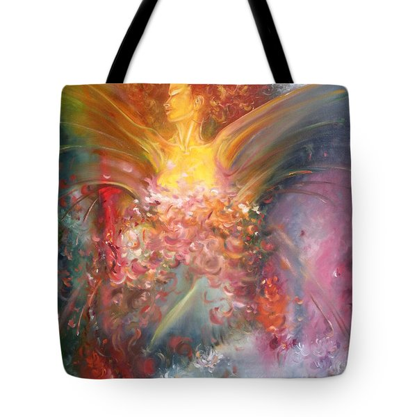 Mariposa Tote Bag by Julio Lopez