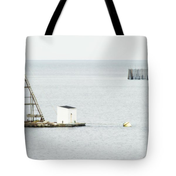 Maritime Dreams... Tote Bag by Nina Stavlund