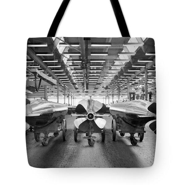 Mark 15 Torpedo Factory Tote Bag