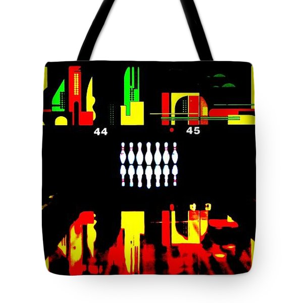 Mark It Zero Tote Bag by Benjamin Yeager