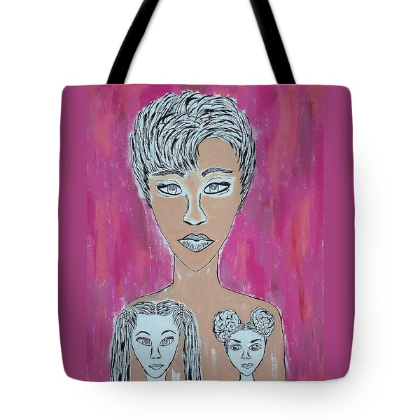 Marked Memory Tote Bag