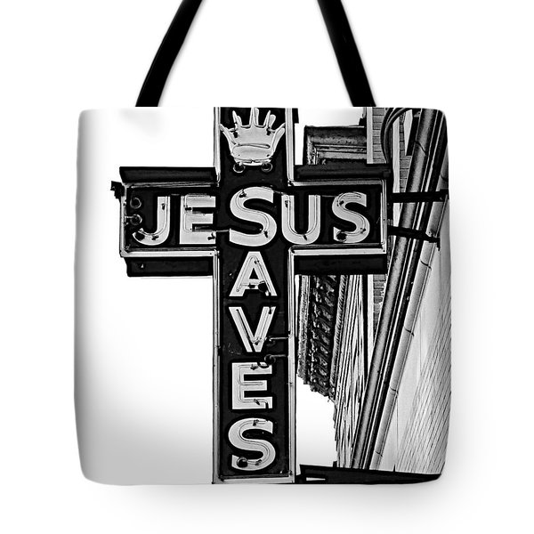 Market Street Mission Tote Bag