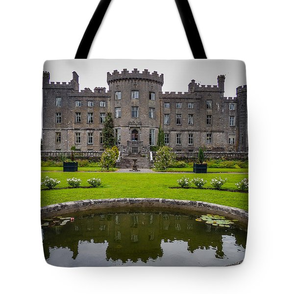 Markree Castle In Ireland's County Sligo Tote Bag