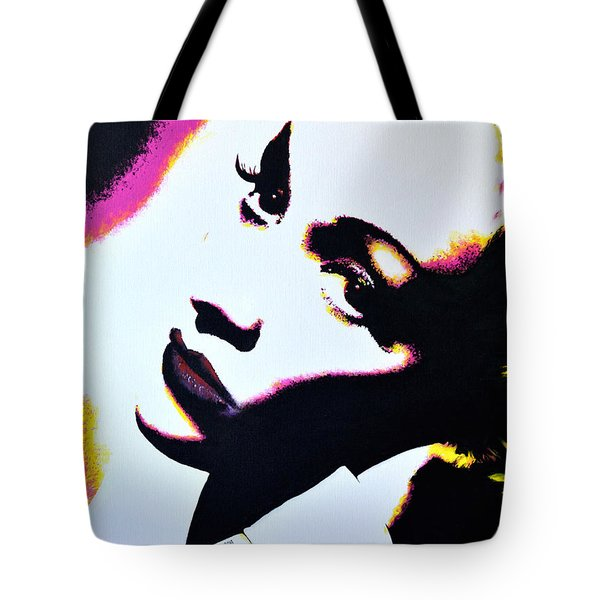 Marlene Tote Bag by Victor Minca