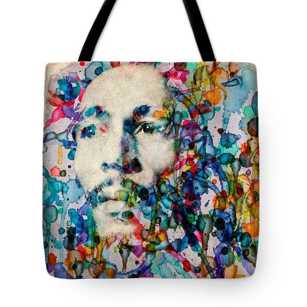 Marley 2 Tote Bag