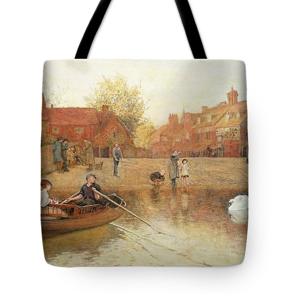 Marlow Ferry Tote Bag