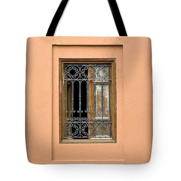 Marrakech Window Tote Bag