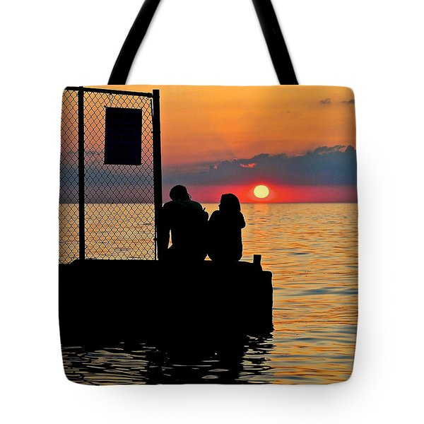 Marry Me Tote Bag by Frozen in Time Fine Art Photography