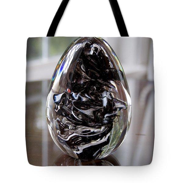 Mars  Bw1 Tote Bag by David Patterson