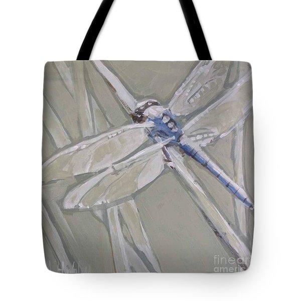 Marsh Dragonfly Tote Bag