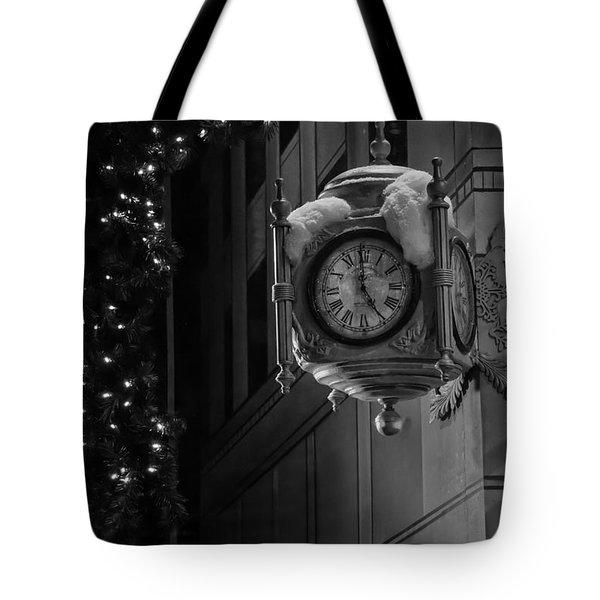 Marshall Field Christmas Tote Bag
