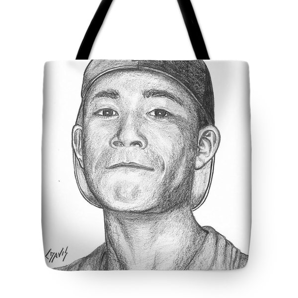 Marshallese Boy 3 Tote Bag by Lew Davis
