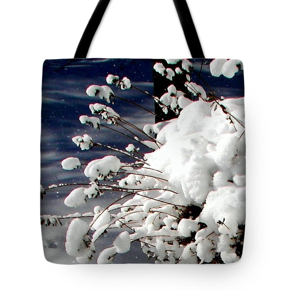 Marshmallow Sprouts Tote Bag