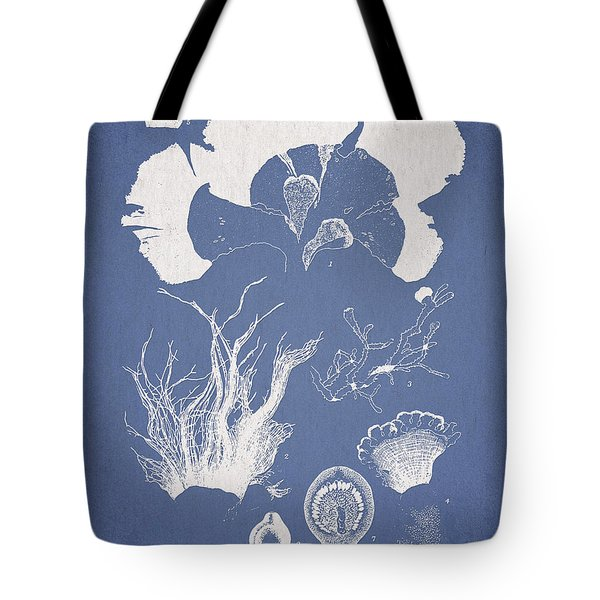 Martensia Elegans Hering Tote Bag by Aged Pixel