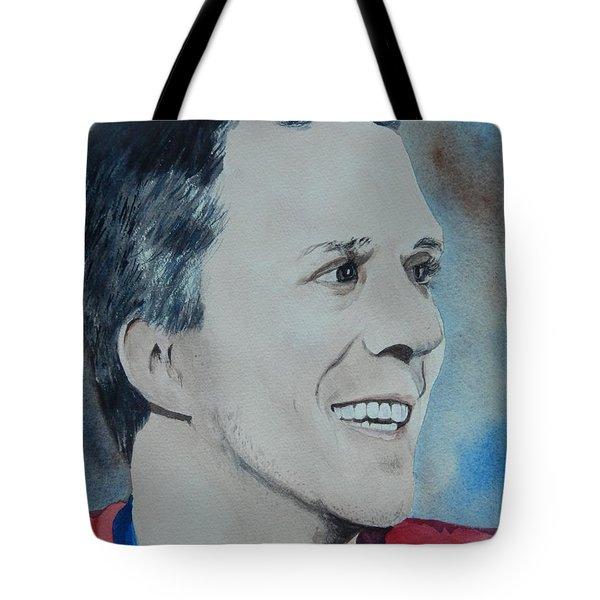 Martin St. Louis Tote Bag