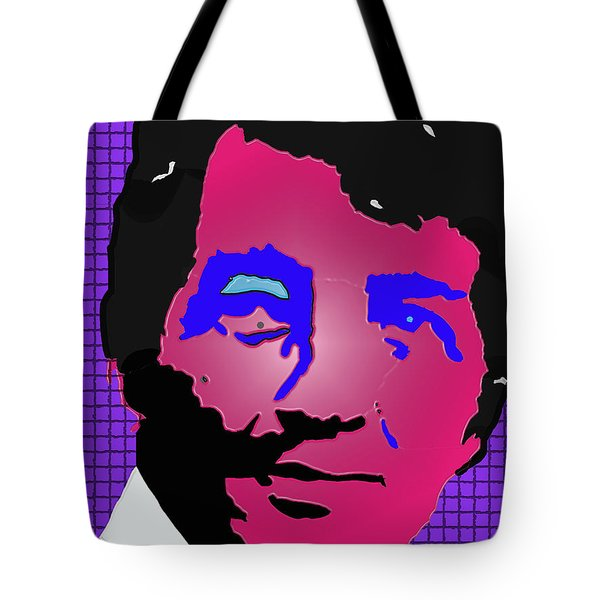 Martini Man Tote Bag by Robert Margetts