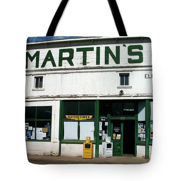 Martin's Tote Bag