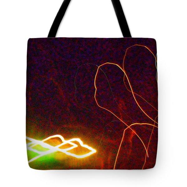 Martyrdom Tote Bag