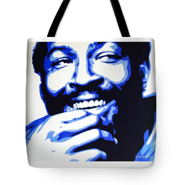 Marvin Gaye Tote Bag